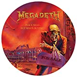 Megadeth [Ltd.Edition]: Peace Sells… But Who's Buying? (Picture Vinyl) [Vinyl LP] (Vinyl)