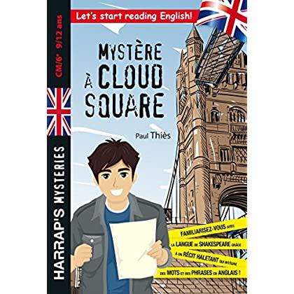 Mystere a Cloud Square Mysteries Cm/6e - Cahier de vacances