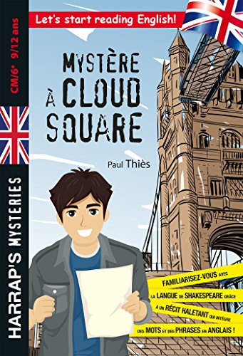 Mystere a Cloud Square Mysteries Cm/6e - Cahier de vacances