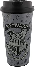 Harry Potter - Hogwarts Wappen - Thermobecher Füllmenge 450 ml