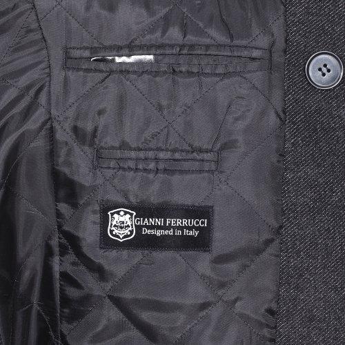 Gianni Ferrucci - manteau, caban, duffle coat Noir