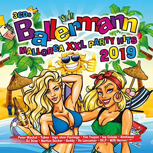 Ballermann Mallorca Xxl:Party Hits 2019
