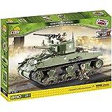 Cobi 2464 Sherman M4A1 Small Army WWII 400 Building Bricks