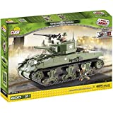COBI - Sherman M4A1, tanque (2464)