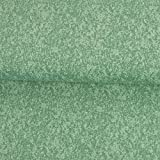 Baumwolljersey marmoriert dunkel Mint Modestoffe