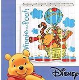 Best Disney Dad Gifts From Kids - Disney® Vinyl Waterproof Bathroom Standard Bath Shower Curtain Review