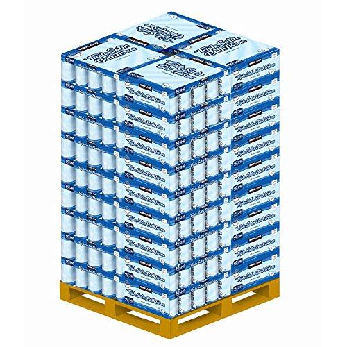 Kirkland Signature verdreifachen-Satin-3-Schicht-Toilettenpapier, 1.440 Rollen