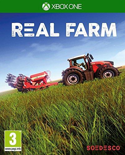 Real Farm La Simulation Agricole Xbox One
