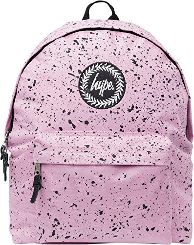 Hype Mochila para escuela–muchos estilos rosa Speckled Baby Pink/Black talla única