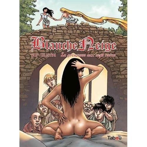 Blanche-Neige, Tome 2 : La princesse aux sept nains