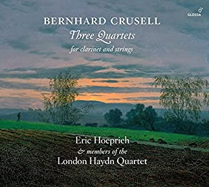 """Afficher """"Three quartets for clarinet and strings"""""""