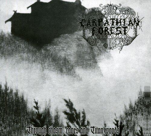 Through Chasm, Caves & Titan