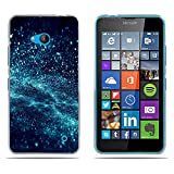 DIKAS Nokia Microsoft Lumia 640 Hülle, Transparente Soft Crystal Clear Ultra Handyhülle Gel Flex Handycover Stoßfest Durchsichtige Silikonhülle Schale Rückseite für Nokia Microsoft Lumia 640- Pic: 04