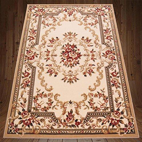 Tappeto shaggy luxury runner shed tappeto spessa e morbida con antiscivolo gripper arredamento per la casa tappeto in polipropilene ad alta densità tessuto fatto a mano tappeto a fiori ( color : d )
