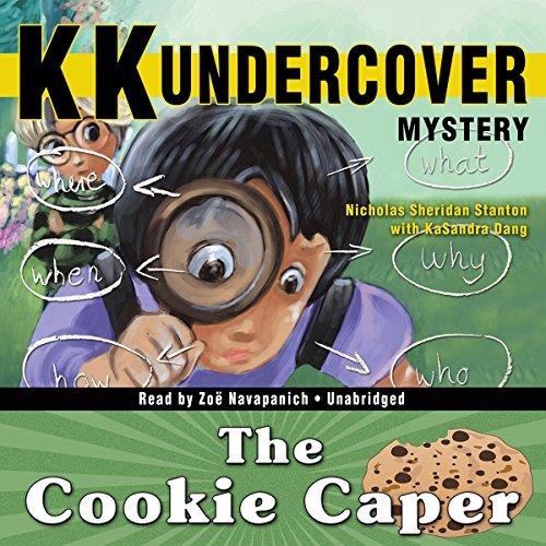KK Undercover Mystery  Audiolibri