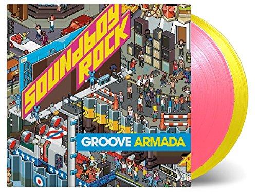 Soundboy Rock (Gatefold Sleeve) (180 gm 2LP Vinyl) [VINYL]
