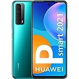 HUAWEI P smart 2021 smartfon crush green Dual-SIM Android 10.0 51096ABX