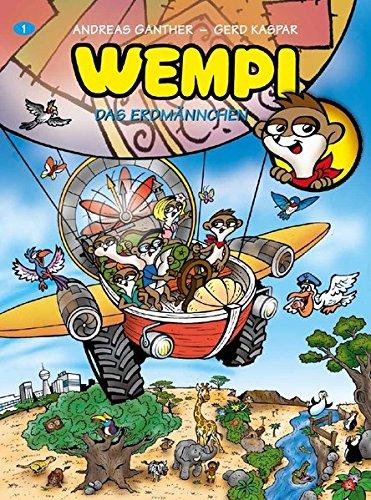 WEMPI - Das Erdmännchen: Wempi und seine Freunde
