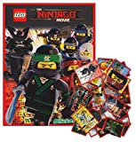 Blue Ocean - The LEGO Ninjago Movie 2017 komplettes Sammelsticker Set - Alle 228 Sticker + Album - Deutsche Ausgabe