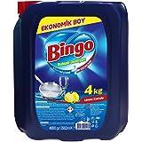 Bingo Bulaşık Sıvısı, Limon, 4 Kg