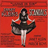 "Songtexte von Janet Klein and Her Parlor Boys - Janet Klein's Scandals: ""Living in Sin"""