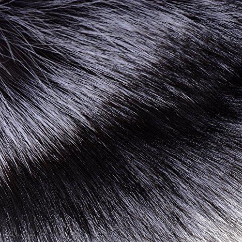 Winter Women Real Fox Fur Hats Headgear Russian Beanies Cap