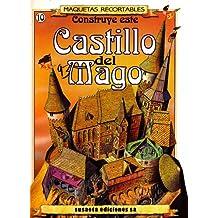 Construye este Castillo del mago (Maquetas Recortables)