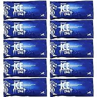 Blue Lion Premium Sports Erste-Hilfe-Eisbeutel, für sofortige Kälte, Gefrierbeutel, XL, 10 Stück preisvergleich bei billige-tabletten.eu