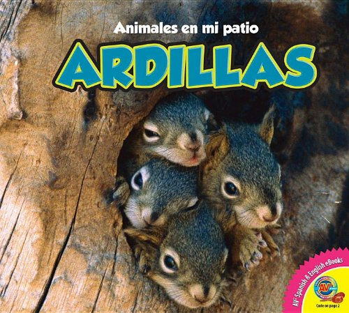 Ardillas, With Code (Animales En Mi Patio) por Jordan McGill
