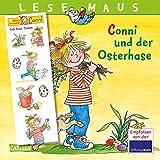 Conni und der Osterhase: mit tollen Conni-Tattoos (LESEMAUS, Band 77) - Liane Schneider