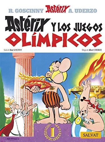 Asterix En Los Juegos Olimpicos par Goscinny