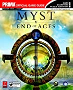 Myst V - End of Ages; Prima Official Game Guide de Bryan Stratton