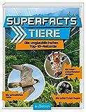 Superfacts Tiere: Die unglaublichsten Top-10-Rekorde
