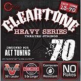 Cleartone cl9470Saitensatz für E-Gitarre, Drop C blau