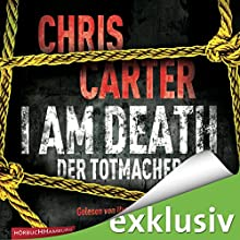 "Chris Carter - ""I Am Death: Der Totmacher"""