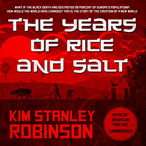 The Years of Rice and Salt  Audiolibri