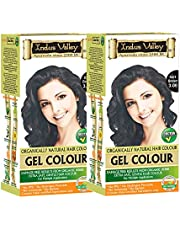 Indus valley gel colour No harmful ingredientscontain natur