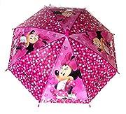 Ombrello in PVC parapioggia bambina