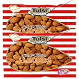 #1: Tulsi California Almond 1kg (500g X 2)