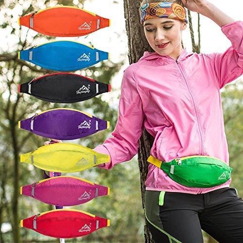 FFZH Sport corsa nuove borse della tasca per uomini e donne, ultralight cellulari pacchetto , 3 10