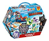 Craze 59358 - Splash Beadys, Dragons, Creation Set