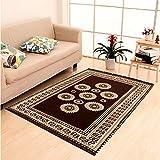 #10: Warmland Traditional Chenille Carpet - 60