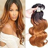 Best Grade Of Human Hair Weave - Baiermei Hair Ombre Brazilian Virgin Hair Extensions Body Review