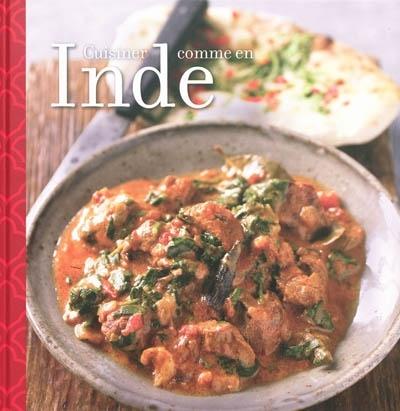 Cuisiner comme en Inde