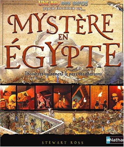 Mystère en Égypte par Stewart Ross