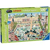 Ravensburger London - Trafalgar Square 500pc Jigsaw Puzzle