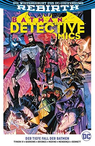Batman - Detective Comics: Bd. 6 (2. Serie)