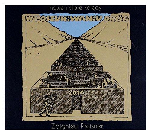 Zbigniew Preisner: W Poszukiwaniu Drog - Nowe I Stare Koledy [CD]