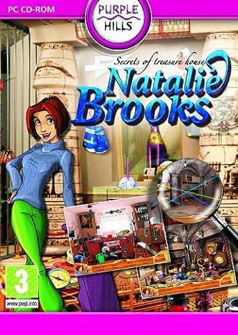 Natalie Brooks: Secrets of Treasure House (PC DVD) [import anglais]