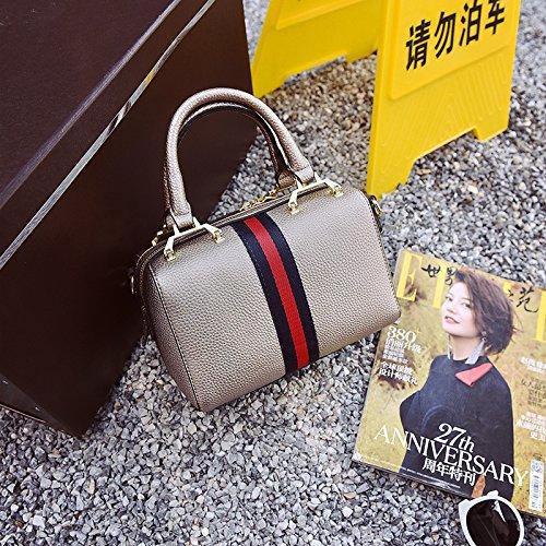 Design originale borse donna cuscino borsa tracolla messenger bag,Champagne
